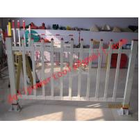 Buy cheap safety barriers,ground protection, fiberglass extension fence product