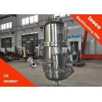 Buy cheap BOCIN Self-Cleaning Automatic Backflushing Filter , Motorcycle Oil / Hydraulic Oil Filter product