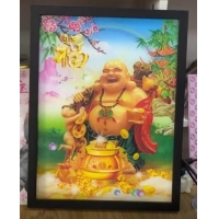 Buy cheap 2021 hot sale cheapest advertising exhibition 3d art photos printing wedding photos with magic 3d lenticular effect product