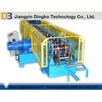 China Panasonic PLC Control Color Steel Cable Tray Making Machine 78KW on sale
