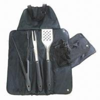 Buy cheap Barbecue Tool Set with Satin Polish Blade product