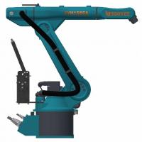 Buy cheap High Reliability 6 Dof Robotic Arm Material Handling Robots 1.5 M/S--1.2 M/S Tip Speed product