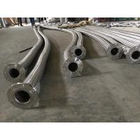 Buy cheap stainless steel corrugated/convoluted flexible metal hose stainless steel from wholesalers