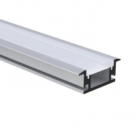 Buy cheap T3-T8 Heat Sink Aluminium Enclosure Extrusion For Led Strips Light Decorations product