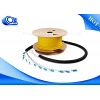 Buy cheap 3G 4G Wireless Single Mode Armored Fiber Cable With Stainless Steel Tube from wholesalers
