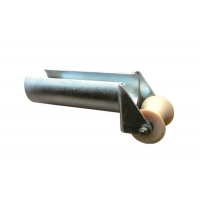 Buy cheap D Series 10KN Stringing Entrance Protection Cable Roller from wholesalers