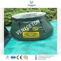 Buy cheap Collapsible Water Flexible Bladder Water Tank from wholesalers