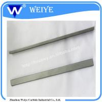 Buy cheap Rectangular Cemented Carbide Wear Strips With 100% Virgin Raw Material product