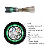Outdoor Stranded Loose Tube Armored Fiber Cable Fibra Cable GYTY53