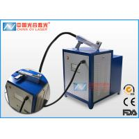 Buy cheap CE Removal Weaponry Laser Cleaning Machine Weld pre-treatment product