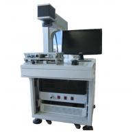 Hardware Tools / Knife CNC Industrial Laser Cutting Machine With Cabinet