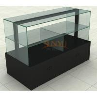 Buy cheap MDF Display Stands Acrylic Window Displays For Retail Stores Black product