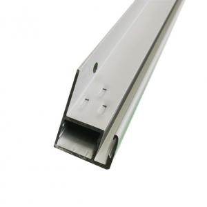 Buy cheap ISO14001 90degree T8 Aluminium Industrial Profile For Solar Panel product