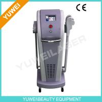 Buy quality Vertical Laser Multifunctional Beauty Machine for freckle , eyeline and brow removal at wholesale prices