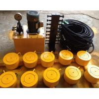 Buy quality 2015 hot selling hydraulic tools FPY-30 small hydraulic cylinder flat jack at wholesale prices