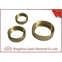 Buy quality Female Bush Brass Electrical Wiring Accessories For Gi Conduit & GI Socket Thread at wholesale prices