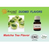 Buy cheap Propanediol Base Confectionery Flavours Matcha Tea Flavor Long Lasting Aroma product
