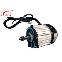 Buy cheap Electric Car Motor PM Synchronous Motor 1.2KW 60V Passenger Rickshaw / Tricycle Usage product