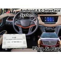 Buy cheap Android 6.0 Auto Interface , Automobile GPS Navigation Systems For Cadillac XT5 CUE System 2014-2018 from wholesalers