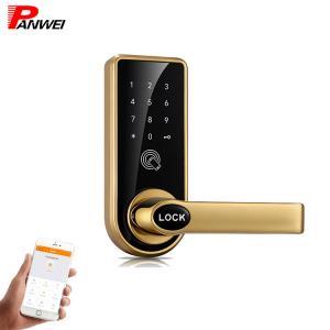 Buy cheap Mini Waterproof Pin Code Apartment Door Lock In High Grade Mechanical Keypad product