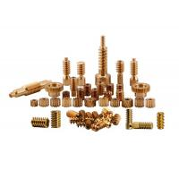 Buy cheap Industrial Miniature Brass Worm Gear Small Customized Machinery Parts product