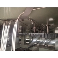 Buy cheap Hanging Conveying 24000BPH Automatic Juice Bottle Filling Machine product