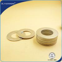 Buy cheap Extra Large Flat Washers DIN 9021 / Galvanized Flat Washers DIN 125A product
