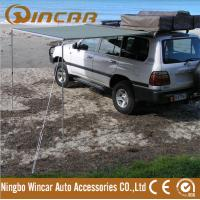 Buy quality camping tent accerrories rolling up car awning for out door use WAWNING001 at wholesale prices