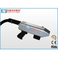 Buy cheap Handheld Laser Rust Removal Machine For Rubber Molds Cleaning product