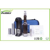 Buy quality Telescopic Mechanial Mod Manual Health Ecig Kit Rebuildable Atomizer K101 E Smoke at wholesale prices