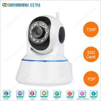 China 720p Home use indoor smart wifi connection wireless camera ip on sale