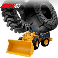 Buy cheap Wheel Loader Solid Tire, Cushion Tyre for Kawasaki Brand Vehicle product