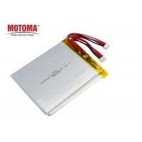 Buy cheap Lithium Ion Motoma Batteries High Voltage 2500mAh For Mini Cycle Computer product