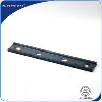 Buy cheap Railway Fish Plate For Steel Rail Connecting 30KG , 40KG , 50KG , 60KG product