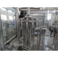 Buy cheap Durable Flavored Water 3 In 1 Beverage Production Equipment 2200 X 2100 X 2200MM product