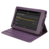 Buy cheap Purple Premium PU Leather Pouch Kindle Fire Covers And Cases With Different Colors product