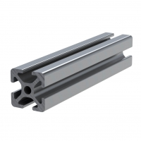 Buy cheap Custom 2020 5mm T Slot Aluminum Extrusion T6 For Machine product