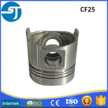 Changfa CF25 diesel engine parts forged steel engine piston set for sale