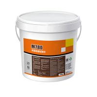 Buy cheap White Color Coiled PVC Flooring Adhesive For Low Penetration Substrates product