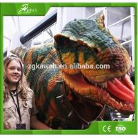 Buy cheap KAWAH Hollywood Quality Animatronic Adult Dinosaur Costume for sale from wholesalers