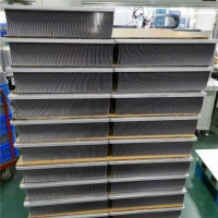 Buy cheap Aluminum Bonded Fin Heatsink For Electric Vehicles product