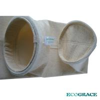 Buy cheap dust collector filter bags Nomex filter bag for high temprature fume filtration from wholesalers