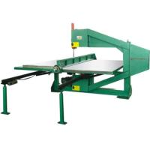 Buy cheap 2019 Competitive sponge vertical foam cutting machine polyurethane foam machine from wholesalers