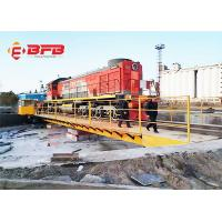 China Locomotive Railway Turntable Material Handling Solutions For Freight Railroads And Transit Systems on sale