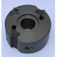 Buy cheap Cutter Head With Changeable Knives Planer Cutter Can Use Profile Knives And Carbide Knives product