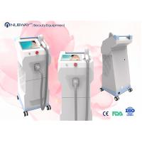 Buy quality Painfree Medical Diode Laser Hair Removal , Hair Removal Diode Laser Equipment at wholesale prices