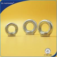 Buy cheap Lifting Ring Rigging Hardware Stainless Steel Eye Nut / Din 582 Eye Nut product