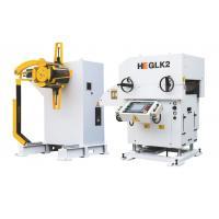PLC Automatic Straightening Feeding Metal Fabrication Machine Hydraulic Expansion