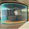 Buy cheap Outdoor Plastic Optical Fiber Curtain Lighting PMMA Optic Fiber Waterfall from wholesalers