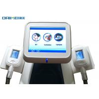 Buy cheap 5 In 1 Vertical Cryo Fat Freezing Machine With Ultrasonic Liposuction product